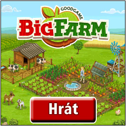 Big Farm download zdarma, Big Farm ke stažení zdarma, Big Farm forum, Big Farm registrace zdarma, Big Farm online hra